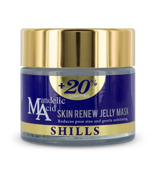 Mandelic Acid Skin Renew Jelly Mask – 70ml
