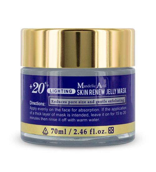 Mandelic Acid Skin Renew Jelly Mask