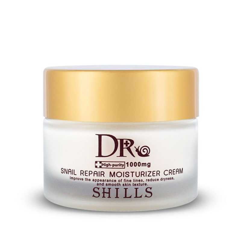Snail Repair Moisturiser Cream