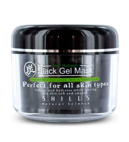 Black Gel Mask – 150ml