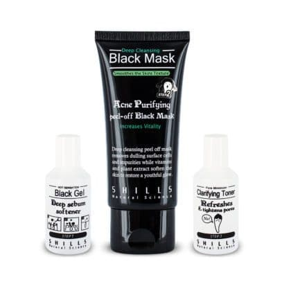 Purifying Blackhead Removing 3-Step Kit