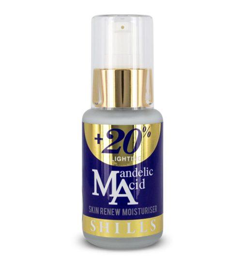 Mandelic Acid Skin Renew Lotion Moisturiser – 50ml