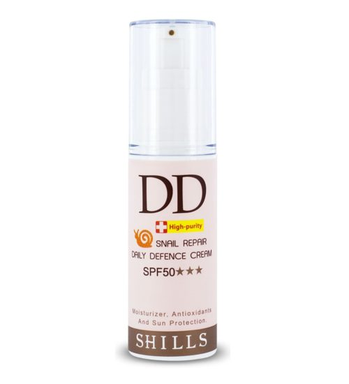 Snail Repair Daily Defence Cream SPF50 – 30ml