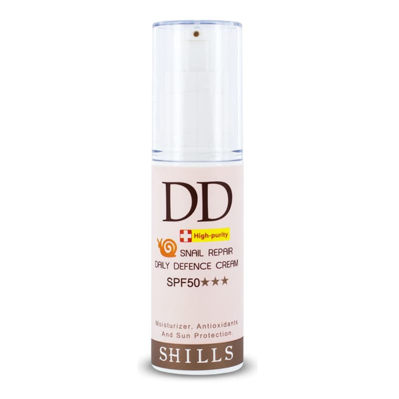 Snail Repair Daily Defence Cream SPF50