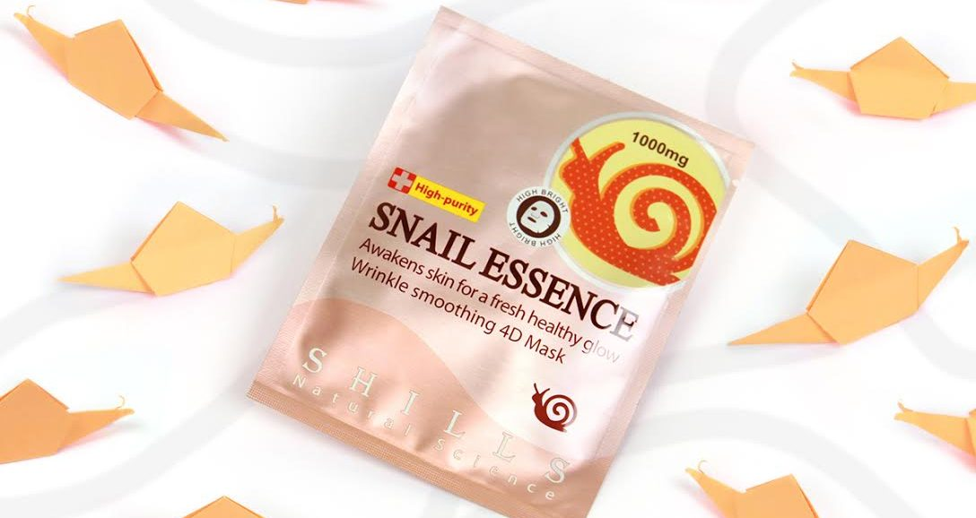 Snail Slime Magic from Shills Natural Science
